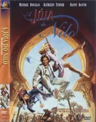 DVD A JOIA DO NILO - MICHAEL DOUGLAS