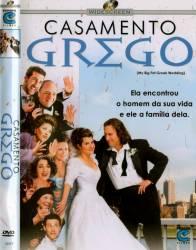 DVD CASAMENTO GREGO - NIA VARDALOS
