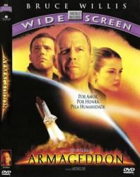 DVD ARMAGEDDON - BRUCE WILLIS