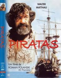 DVD PIRATAS - WALTER MATTHAU