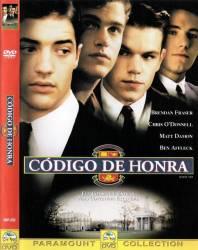 DVD CODIGO DE HONRA - BRENDAN FRASER
