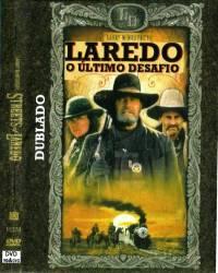 DVD LAREDO - O ULTIMO DESAFIO - FAROESTE - 1995