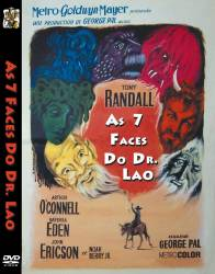 DVD AS SETE FACES DO DR LAO - 1964