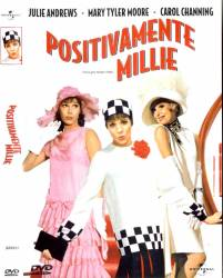 DVD POSITIVAMENTE MILLIE - JULIE ANDREWS - 1967