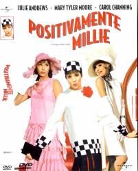 DVD POSITIVAMENTE MILLIE - JULIE ANDREWS - 1967