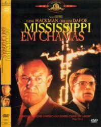 DVD MISSISSIPI EM CHAMAS - GENE HACKMAN