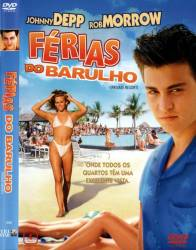 DVD FERIAS DO BARULHO - JOHNNY DEPP - 1987