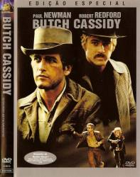 DVD BUTCH CASSIDY - FAROESTE - 1969