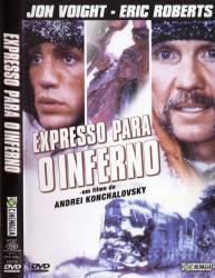 DVD EXPRESSO PARA O INFERNO - JON VOIGHT