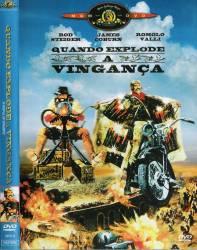 DVD QUANDO EXPLODE A VINGANÇA - ROD STEIGER
