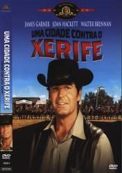 DVD UMA CIDADE CONTRA O XERIFE - JAMES GARNER