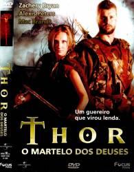 DVD THOR - O MARTELO DOS DEUSES