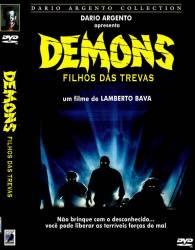 DVD DEMONS - FILHOS DAS TREVAS