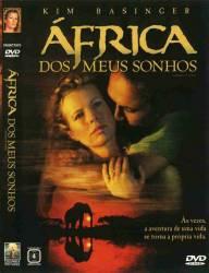 DVD AFRICA DOS MEUS SONHOS - KIM BASINGER