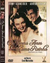 DVD SISSI - OS JOVENS ANOS DE UMA RAINHA - 1954