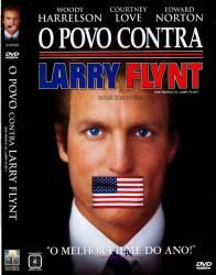 DVD O POVO CONTRA LARRY FLYNT - WOODY HARRELSON