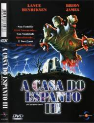 DVD A CASA DO ESPANTO III