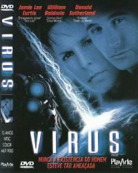 DVD VIRUS - JAMIE LEE CURTIS