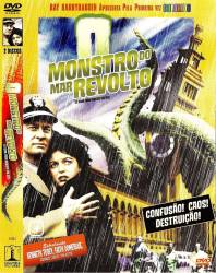 DVD O MONSTRO DO MAR REVOLTO - 1955