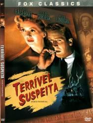 DVD TERRIVEL SUSPEITA -1951