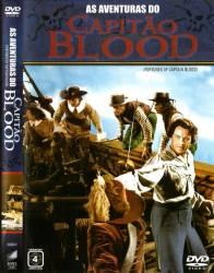 DVD AS AVENTURAS DO CAPITAO BLOOD - 1950