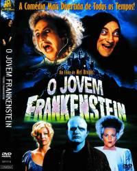 DVD O JOVEM FRANKENSTEIN - GENE WILDER