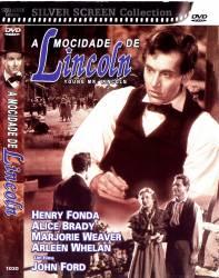DVD A MOCIDADE DE LINCOLN - HENRY FONDA - 1939