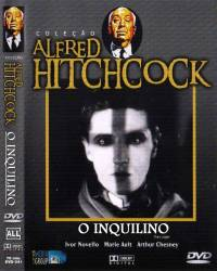 DVD O INQUILINO - ALFRED HITCHCOCK - 1927