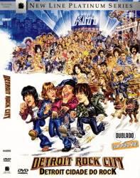 DVD DETROIT A CIDADE DO ROCK