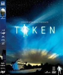 DVD TAKEN - TV SERIE - COMPLETA - 2002
