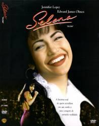 DVD SELENA  - JENNIFER LOPEZ