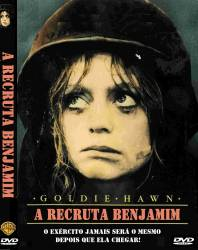 DVD A RECRUTA BENJAMIN