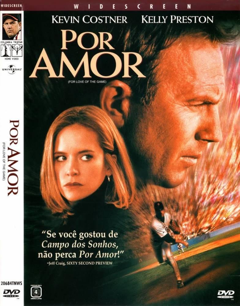 DVD do filme Por Amor