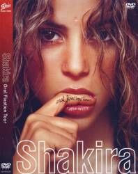 DVD SHAKIRA – ORAL FIXATION TOUR