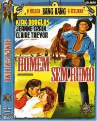 DVD HOMEM SEM RUMO - FAROESTE - KIRK DOUGLAS - 1955