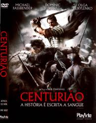 DVD CENTURIAO - MICHAEL FASSBENDER