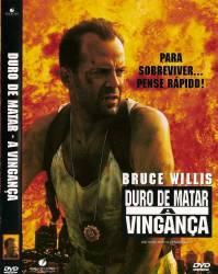 DVD DURO DE MATAR - A VINGANÇA - BRUCE WILLIS