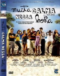 DVD MUITA CALMA NESSA HORA