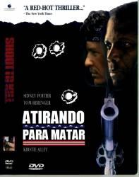 DVD ATIRANDO PARA MATAR - TOM BERENGER
