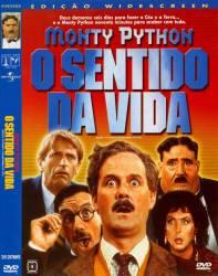 DVD O SENTIDO DA VIDA - MONTY PYTHON