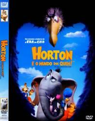 DVD HORTON E O MUNDO DOS QUEM!