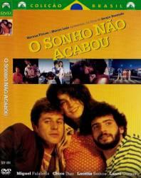 DVD O SONHO NAO ACABOU - NACIONAL - MIGUEL FALABELLA