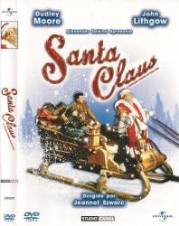 DVD SANTA CLAUS - DUDLEY MOORE