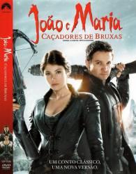 DVD JOAO E MARIA - CAÇADORES DE BRUXAS - JEREMY RENNER