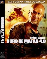 DVD DURO DE MATAR 4.0 - BRUCE WILLIS