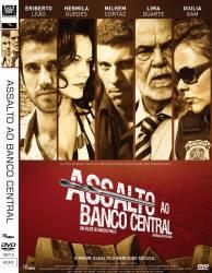DVD ASSALTO AO BANCO CENTRAL - ERIBERTO LEAO