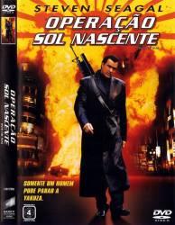 DVD OPERAÇAO SOL NASCENTE - STEVEN SEAGAL