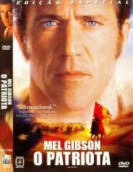 DVD O PATRIOTA - MEL GIBSON
