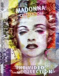 DVD MADONNA - CELEBRATION - 2009