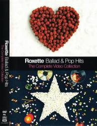 DVD ROXETTE - BALLAD & POP HITS - THE COMPLETE VIDEO COLLECTION